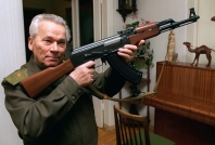 Kalashnikov And The AK47