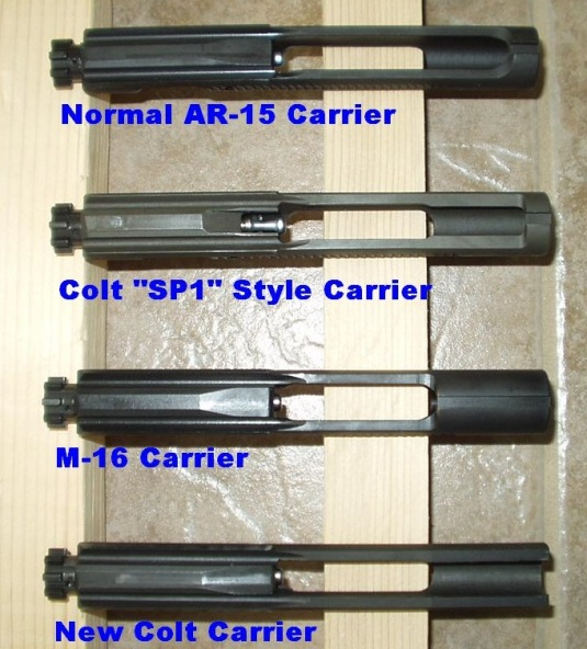 Bolt Carriers