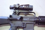 AR15 Fixed Carry Handle ACOG