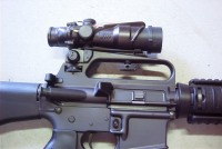Fixed Carry Handle ACOG
