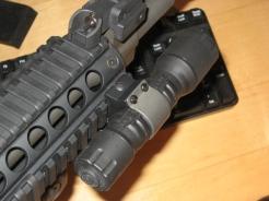 streamlight ar15 gg&g light ring
