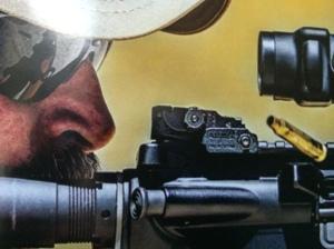 Proper AR-15 Eye Placement