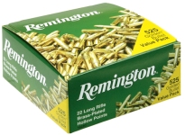 Remington Golden Bullets