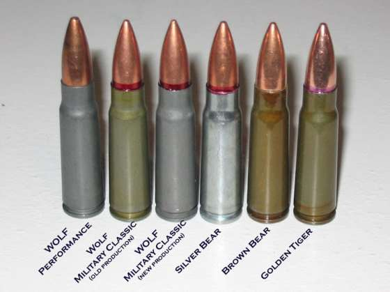 Russian Ammunition