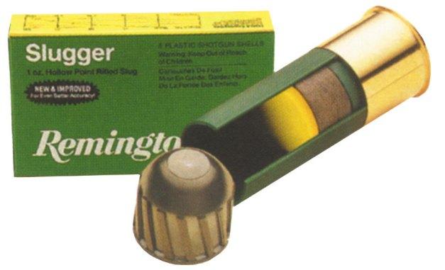 Remington Rifled Slug