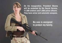 Who's Going To Protect My Family?