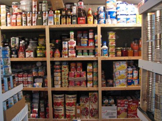 food-storage-variety
