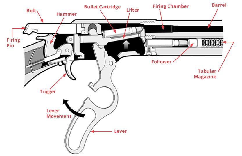Cross Diagram Of Shotgun Wire Data Schema
