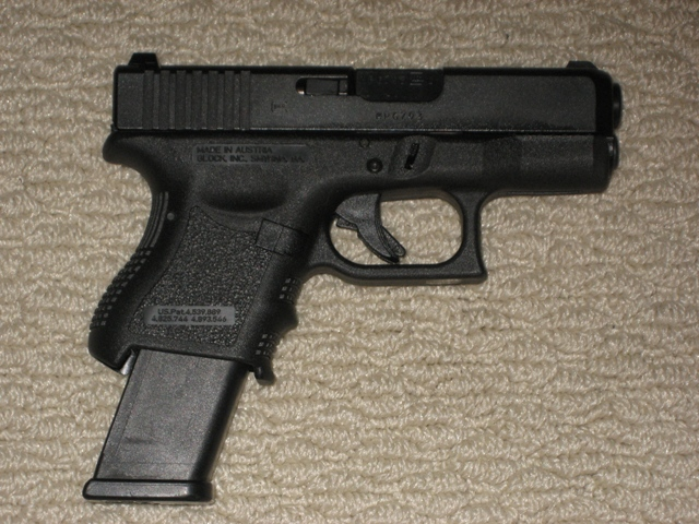 The gallery for --> Glock 17 Extended Clip Silencer