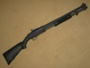 Mossberg 590A1 with Ghost-ring
