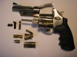 Smith Wesson Revolver Kaboom