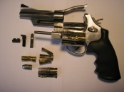 Smith Wesson Revolver Kaboom