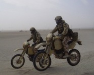 Army Motorcycles