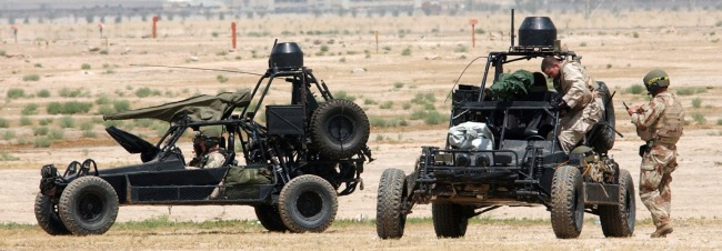 US Navy Seals Dunebuggies