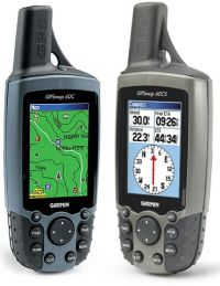 Garmin 60CS GPS