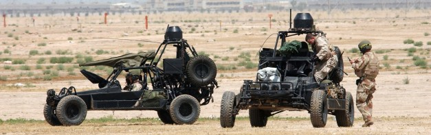 Navy Seal Patrol Vehicle