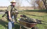 Tactical Wheelbarrow
