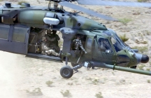USAF HH60G Pavehawk Helicopter