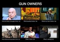 Gun Owners Meme