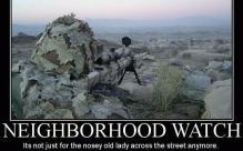 Neighborhood Watch