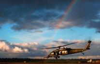 blackhawk helicopter rainbow