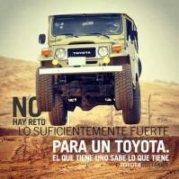 toyota magazine ad spanish