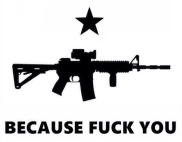 because fuck you ar15 m4 meme