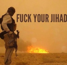 fuck your jihad meme