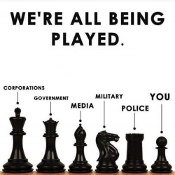 we are all being played meme