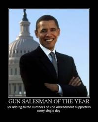 Gun Salesman of the Year