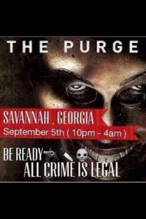 the purge all crime is legal