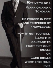 knowledge courage