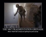 M67 Fragmentation Grenade Meme