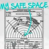 Range Card Safe Space