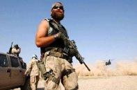 special forces cowboy