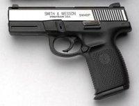 Sigma Pistol