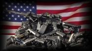 murica pile of guns