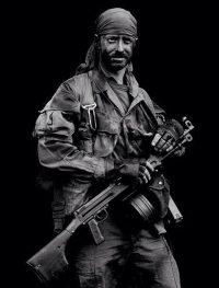 Vietnam Special Forces RPD Machinegun