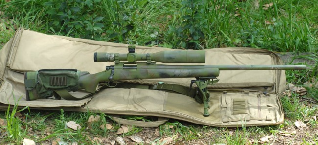 Remington 700 / M-24