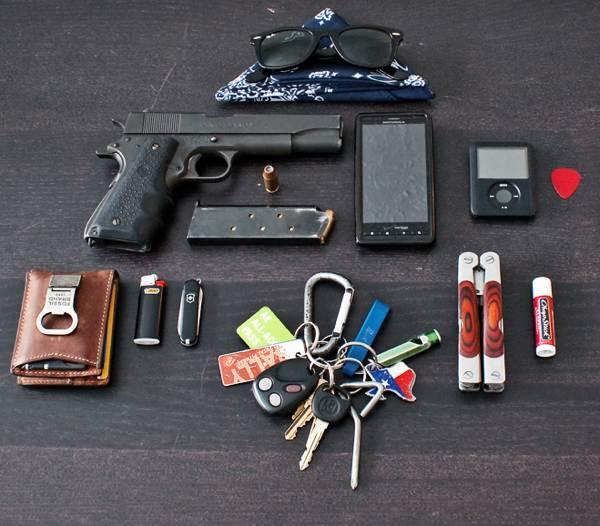 Everyday Carry Edc The Savannah Arsenal Project