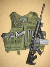 Blackhawk Vest