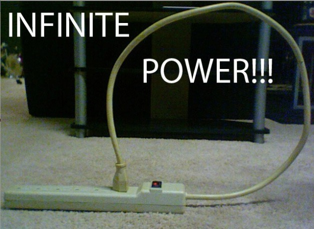 Infinite Power