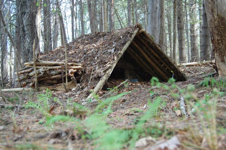 Wilderness Shelters The Savannah Arsenal Project