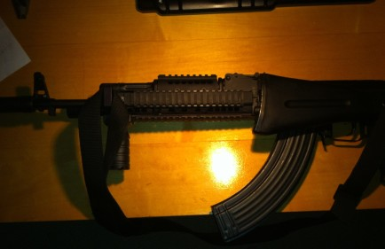 Ak 4774 midwest industries extended universal handguard the i have recently added midwest industries extended universal handguards to two different aks and i love them great fit and finish no rattle what so ever sciox Choice Image