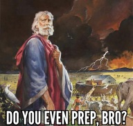 Noah do you even prep bro meme