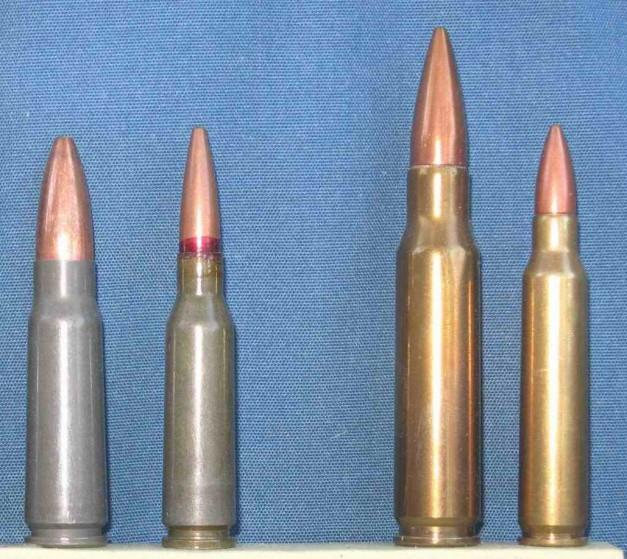 Ammunition762-556