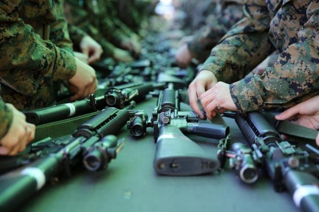 Marines M16A4