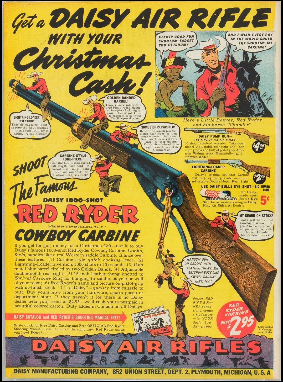 Daisy air rifle coupons