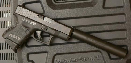 Glock Suppressed