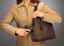 womens purse pistol holster